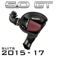 ROUSH 2015-17 5.0L V8 Cold Air Intake Kit