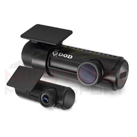 DOD Dash Camera RC500S Dual Channel
