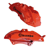 Mustang Motorsport 2015-20 Caliper Painting (Front & Rear)