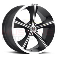 "Carroll Shelby 2015-19 CS70 20"" Wheel Set"