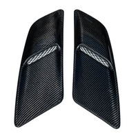 TruFiber 2015-17 Carbon Fibre LG244 Hood Vents for OEM USA Bonnet