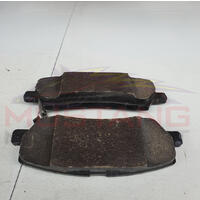 Ford OEM AUS Take-Off Rear Pads