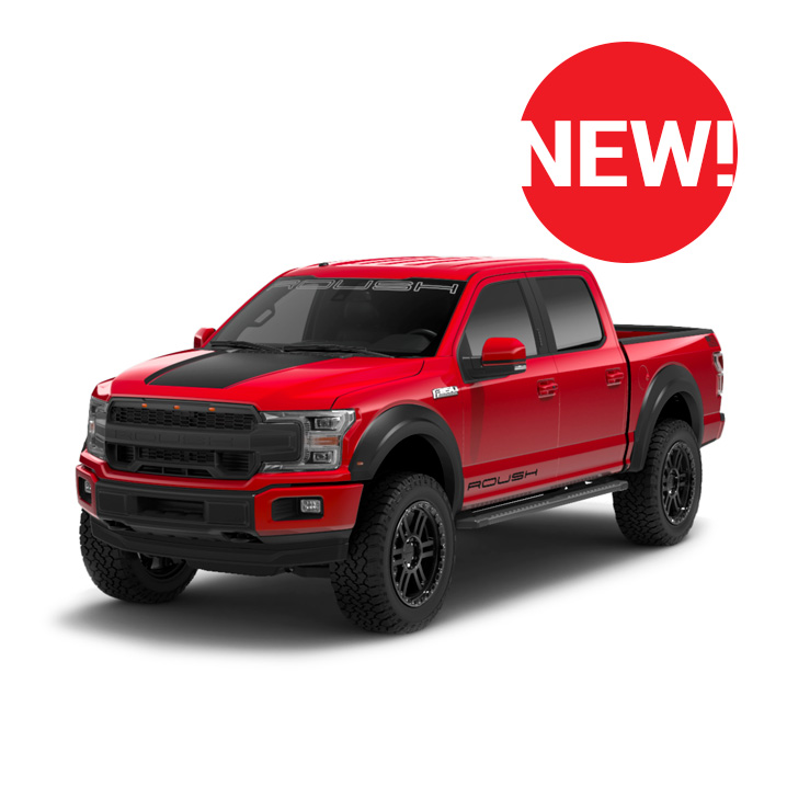 2020 ROUSH F-150 & F-150SC category image