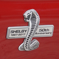 2016-17 SHELBY 50th Anniversary Super Snake category image